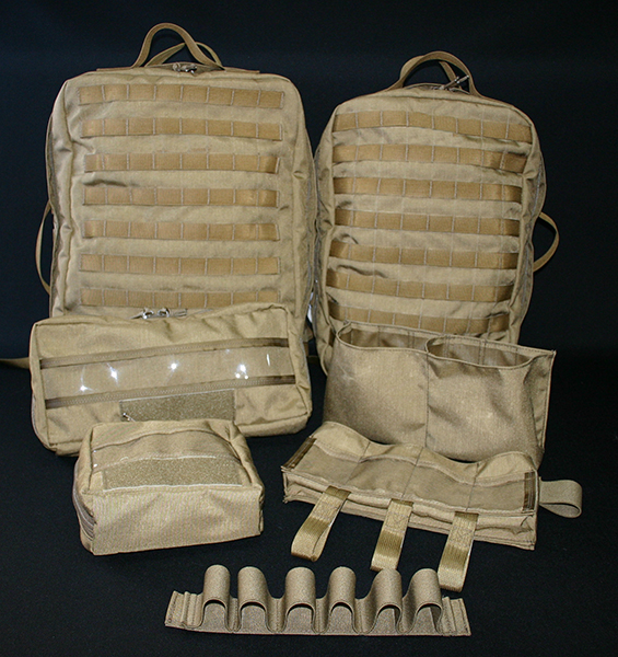Custom Tactical Medic Backpack Kit