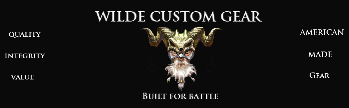 Wilde Custom Gear | Tactical Nylon | Built For Battle