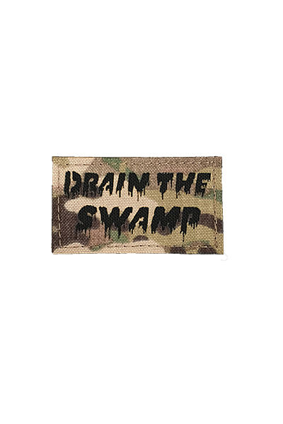 Drain the swamp morale patch