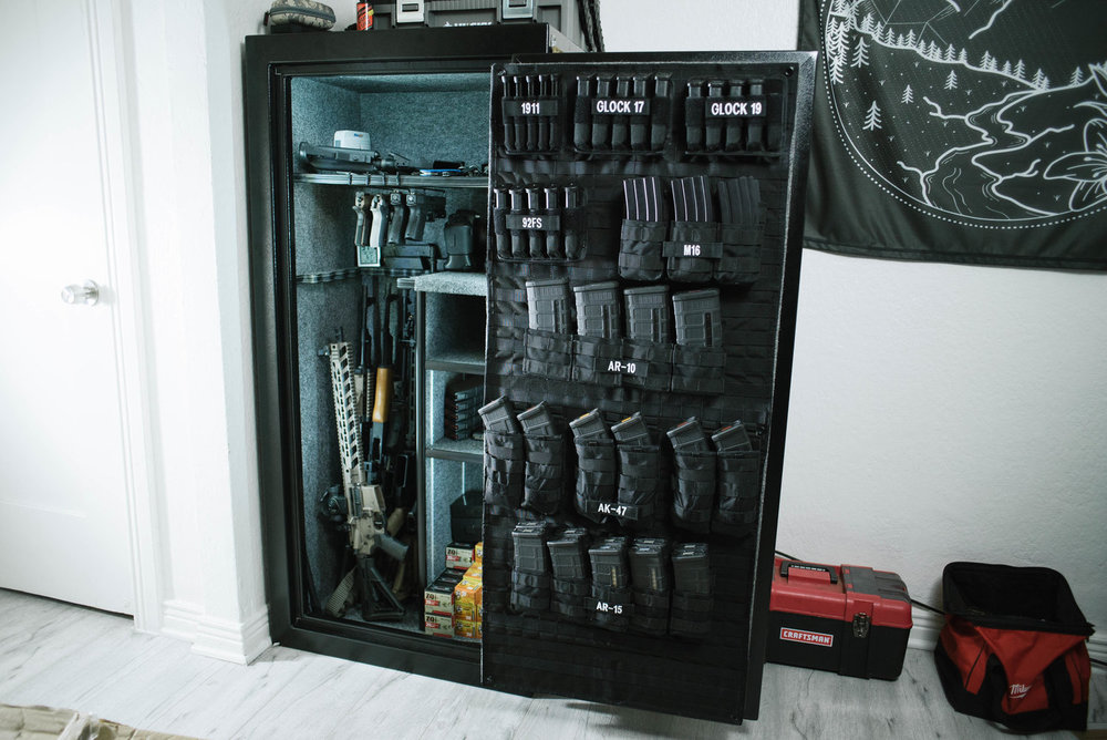 Wilde Custom Gear MOLLE Gun Safe Door Organizer.jpg