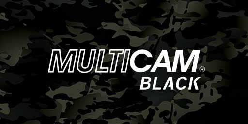 Wilde Custom Gear Multicam Black