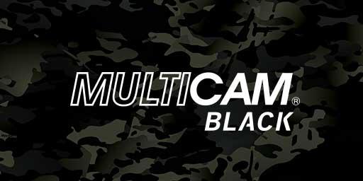 Wilde Custom Gear Multicam Black