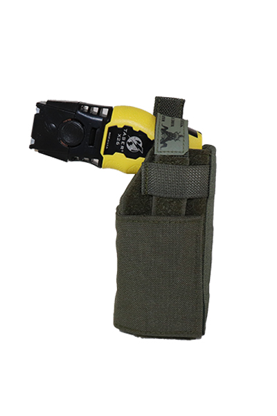 Wilde Custom Gear Taser X26 X26P MOLLE Holster Side