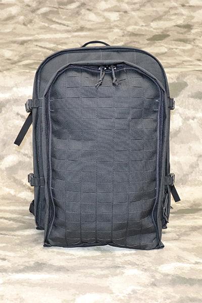 Wilde Custom Gear Mobile Laptop Monitor Command Center Backpack