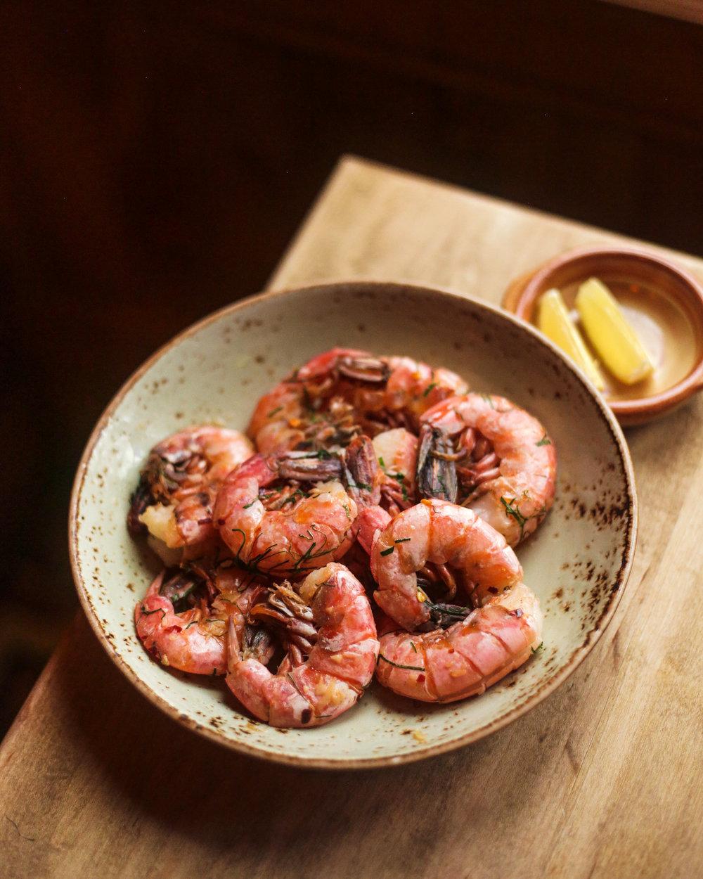 Bar Isabel - Shrimp a la plancha - January 2018 - Photo by AJ Fernando - 3B.jpg