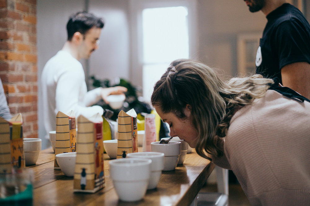 Boxcar Social - Coffee Cupping (Feb 17 2018) - Photo by Alexa Fernando @ajfernando - 48.jpg