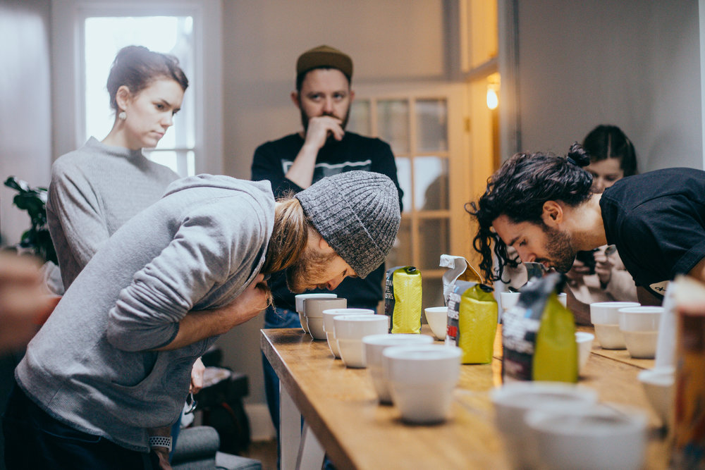 Boxcar Social - Coffee Cupping (Feb 17 2018) - Photo by Alexa Fernando @ajfernando - 55.jpg