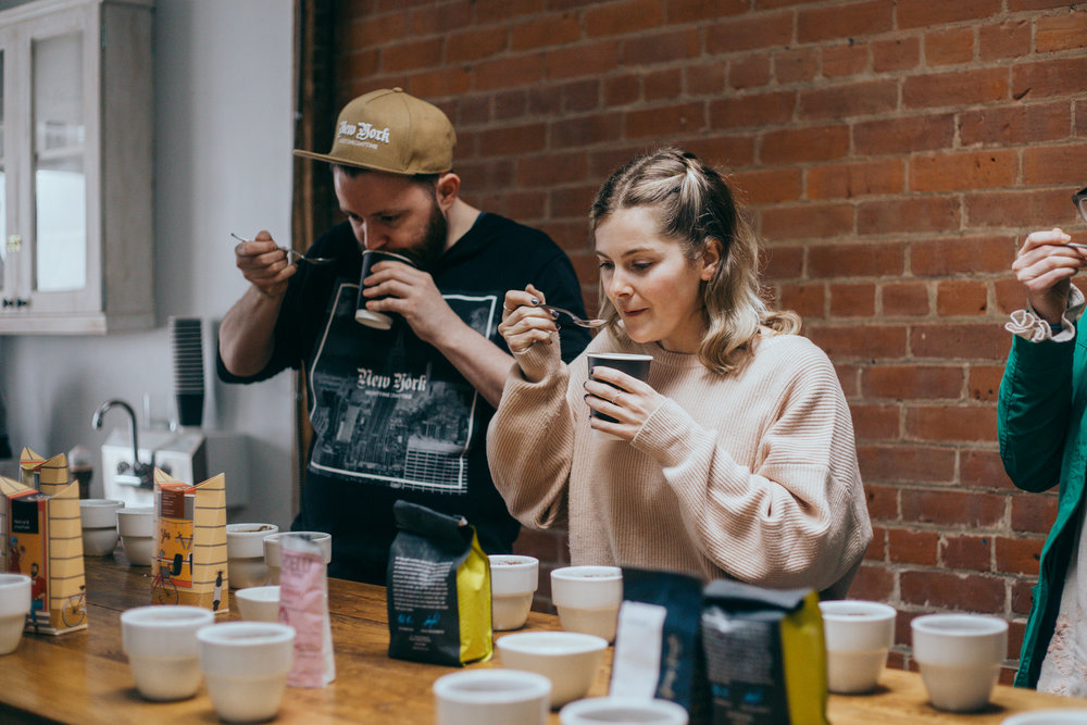 Boxcar Social - Coffee Cupping (Feb 17 2018) - Photo by Alexa Fernando @ajfernando - 62.jpg