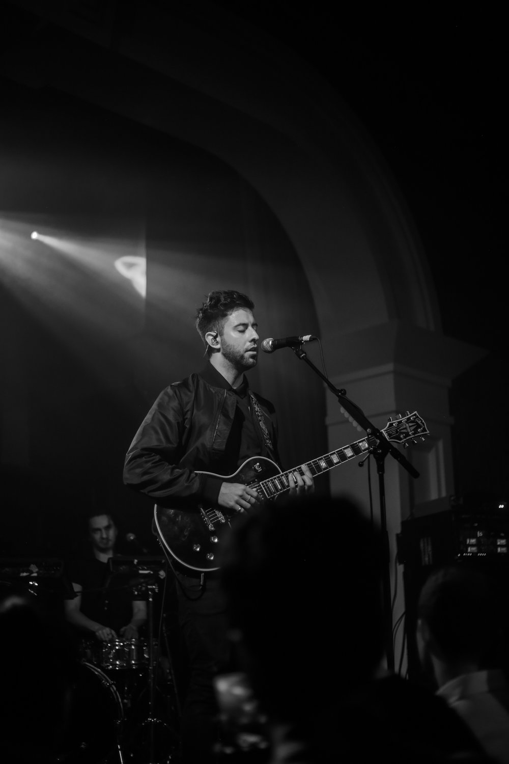 Bruno Major - The Great Hall Toronto - Photo by Alexa Fernando @ajfernando 2018 - 22.jpg
