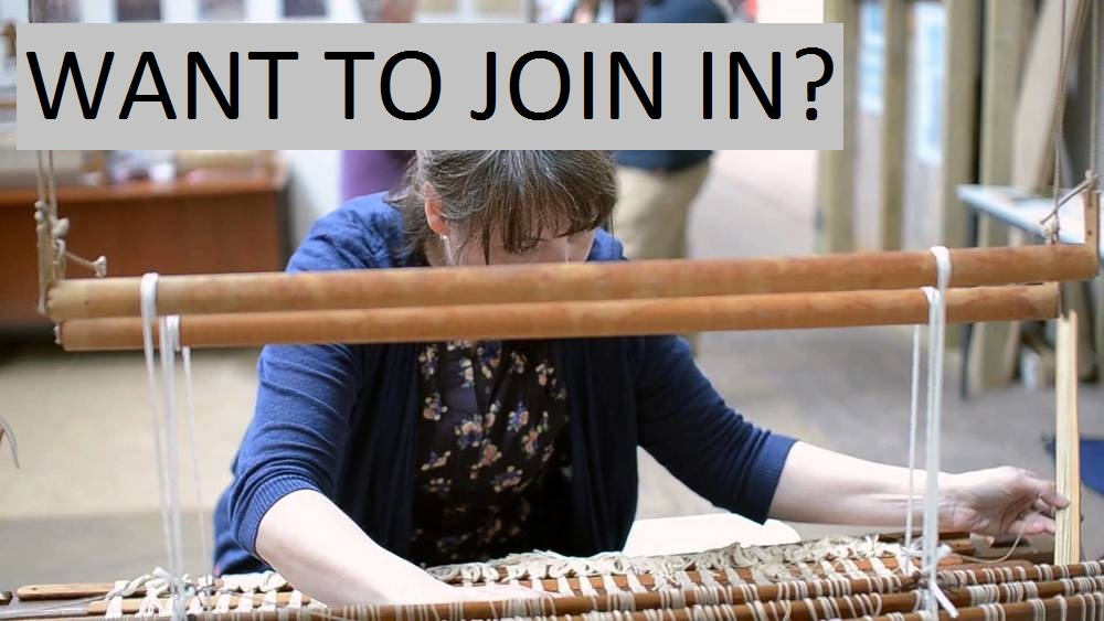 At The Old Print Works, we host a variety of sessions .  Click on 'JOIN IN' above.