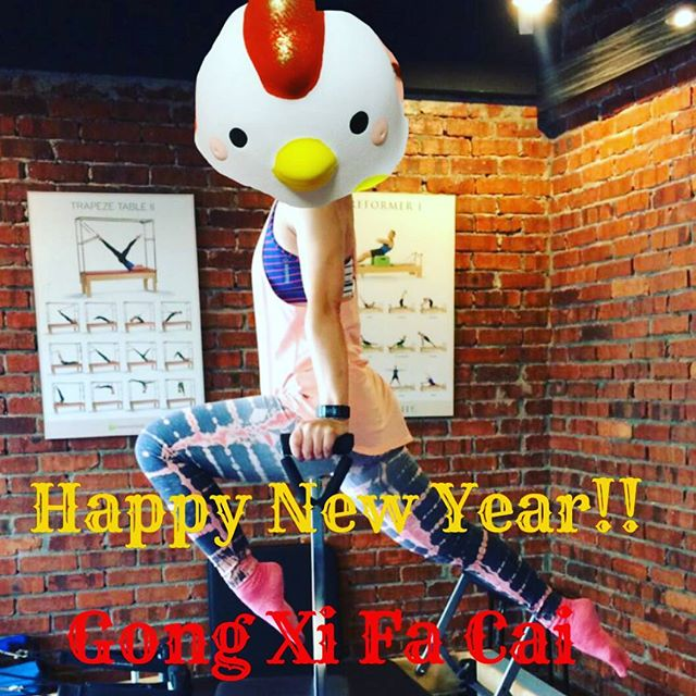 🐔Gong Xi Fa Cai!🐔 From everyone @ Discovery Pilates Studio.  We are open 0700-1300 (last appointment 1200) on public holidays.  Kindly contact 012-5480284 for enquiries.  Discovery Pilates Studio would like to wish you and your loved ones a blessed holiday! 🎉🎂🎀🎁🎈🎊👑🍭 Safe travels and may the Year of Rooster brings you good health, love and happiness.🙏🏽