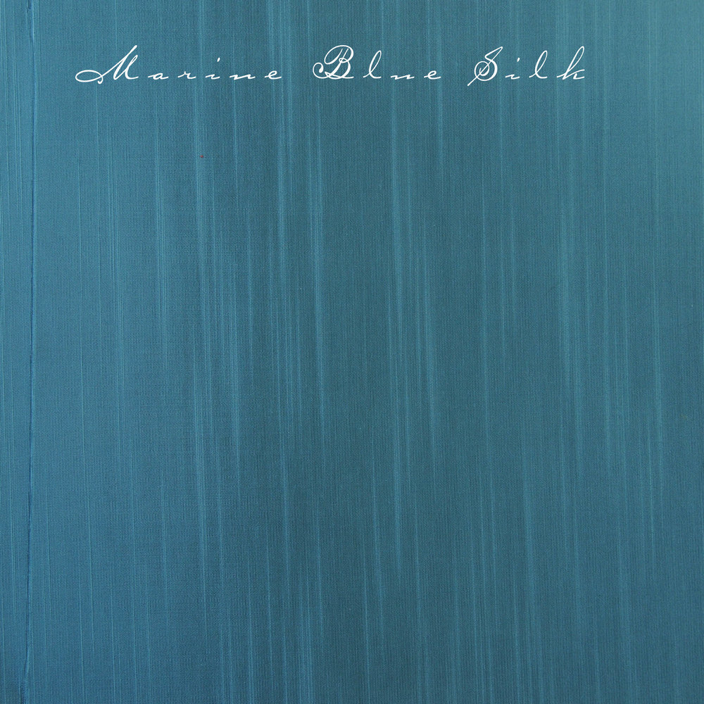 Marine  Blue Silk Cover.jpg