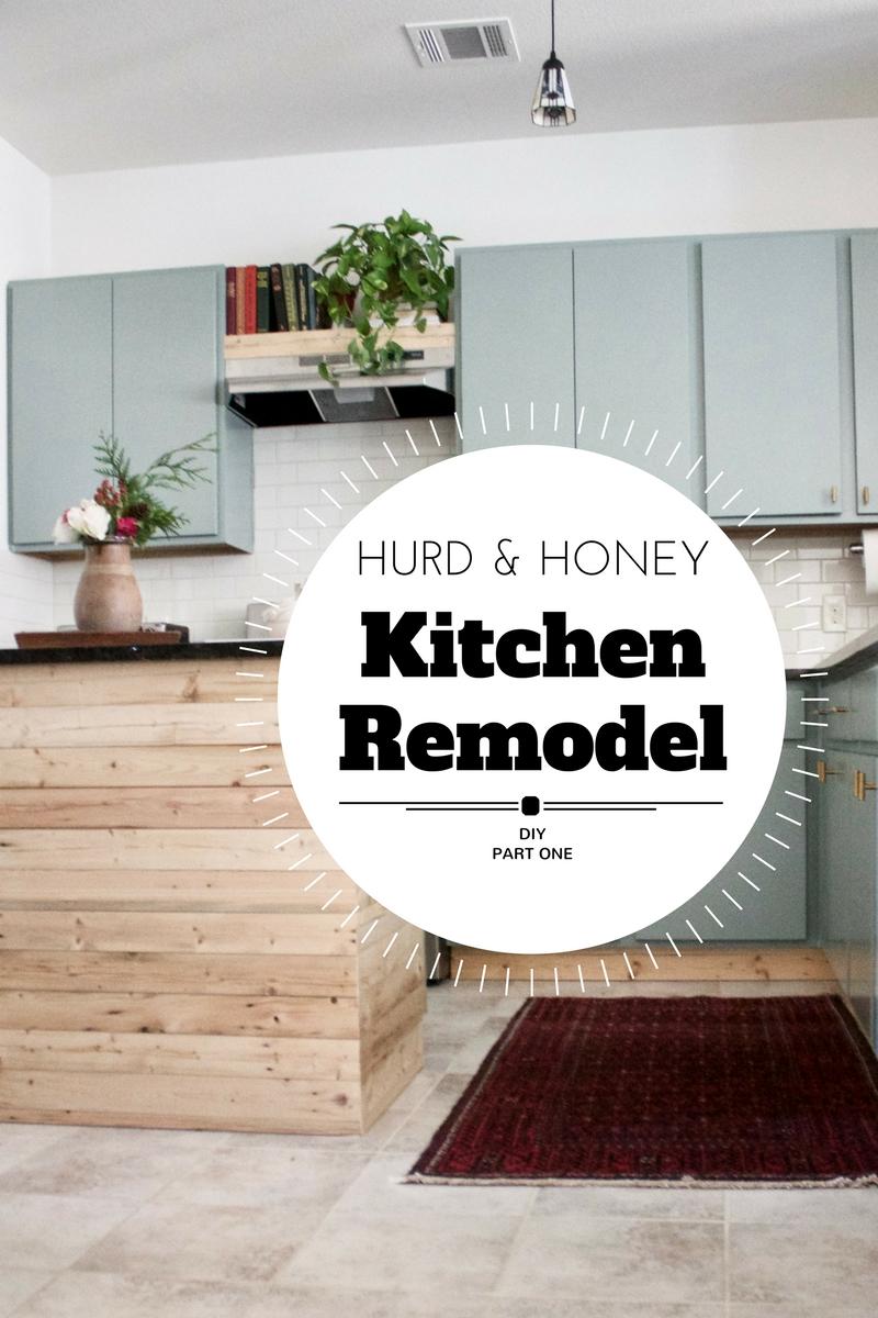 A New Kitchen For Hurd Honey Hurd Honey