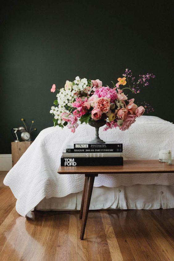 Bedside Makeover — Hurd & Honey