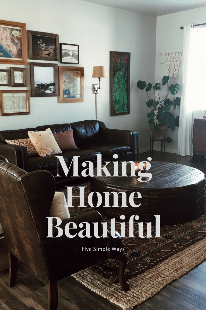 Making Home Beautifuljpg Making Home Beautiful u2014