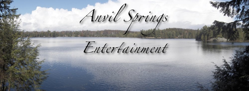 Site Design & Content Development - Anvil Springs Entertainment
