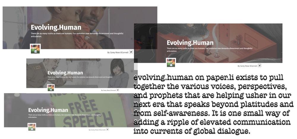 Evolving Human Paper.li Banner.jpg