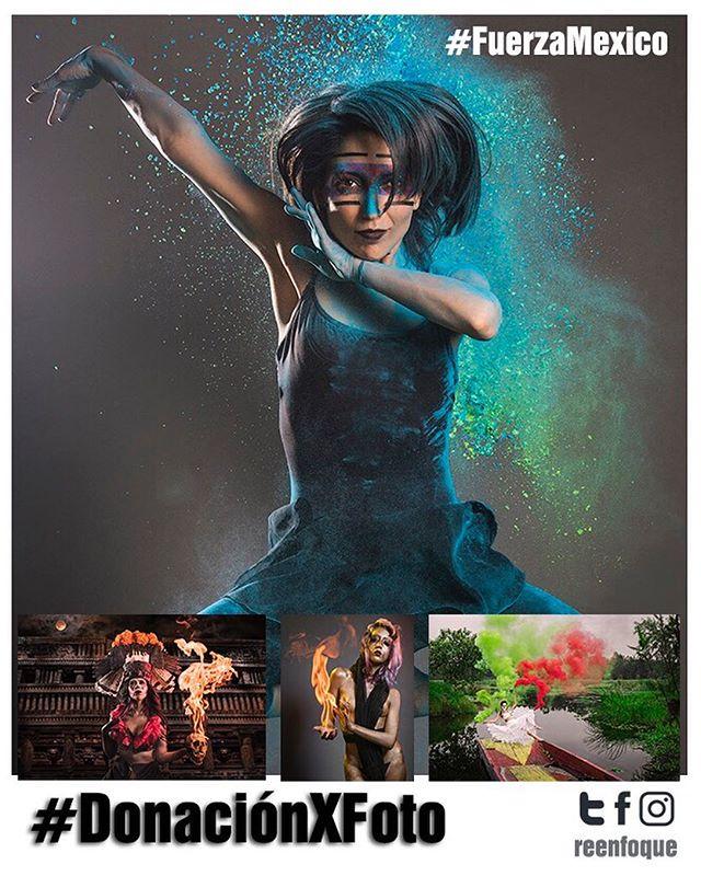 Seguimos con la iniciativa de #DonacionXFoto donde les damos la Foto q ven aquí (o cualquiera de las otras 3) en HD a cambio de una donación desde $200 a su institución preferida. Solo necesitamos manden su comprobante de donación a vicino@reenfoque.com  Por $400 se llevan 2 de las 4 fotos de su elección.  Por $800 - 3 de las 4 fotos de su elección.  Por $1000+ - Las 4 fotos!  #fuerzamexico #SonyAlphaPartners