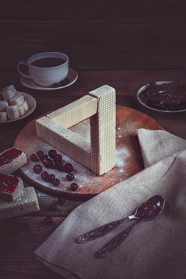 Penrose waffles (update)