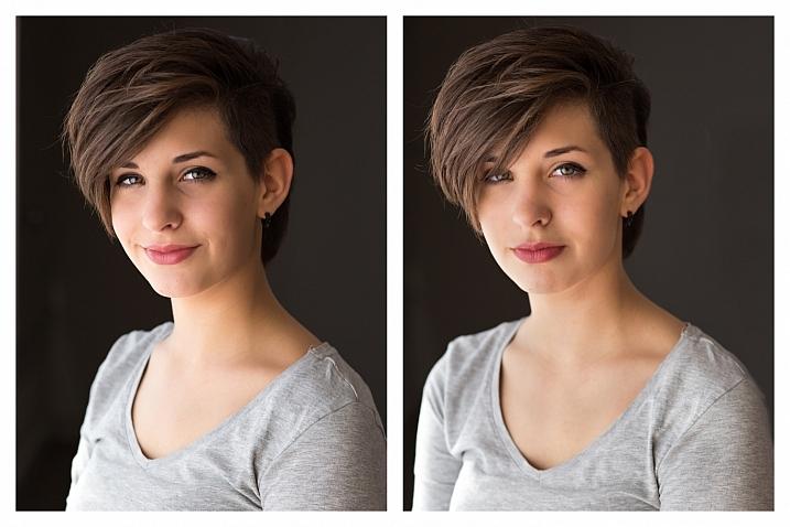 Ліве фото(без відбивача): ISO 320, F/4, 1/200с. Праве фото(з рефлектором): ISO 320, F/4, 1/320с