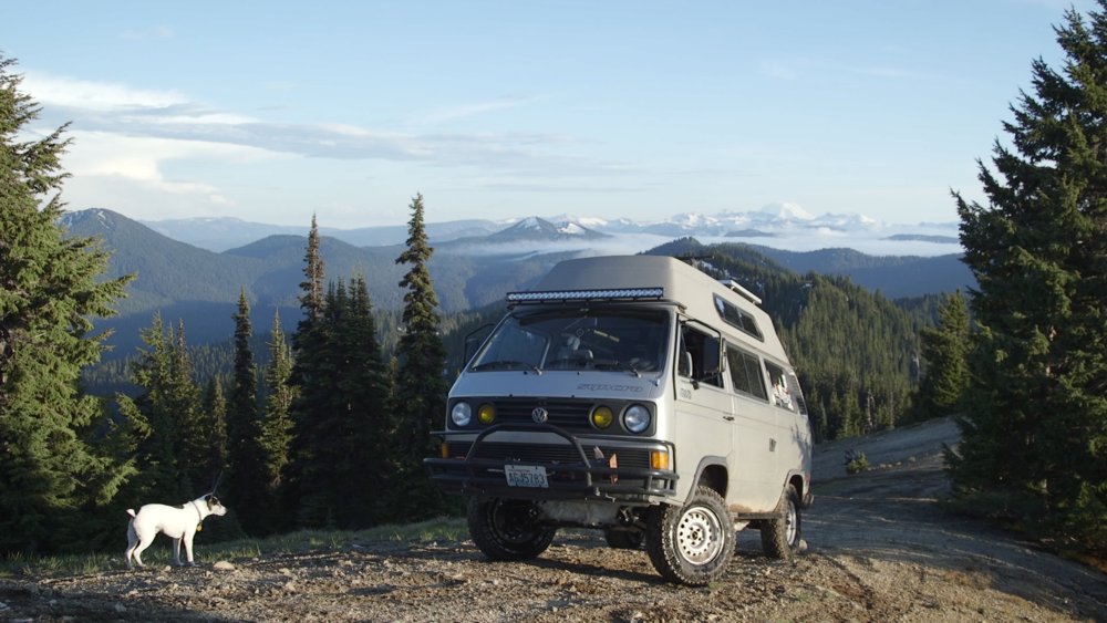 THE WANDERLUST OF #VANLIFE - producer, co-cinematographer, editor. 12 minutes