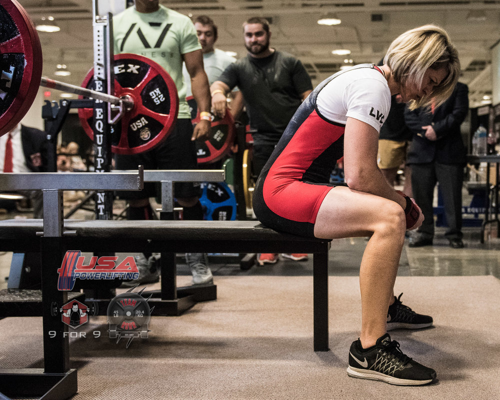 Usa Powerlifting Records By Weight Class Mloovi Blog