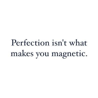 My friend and NYC-based psychotherapist Megan Bruneau posted this on Instagram the other day. She writes a lot about perfectionism so if something in this post resonated with you, I think you'd like what she has to say too.