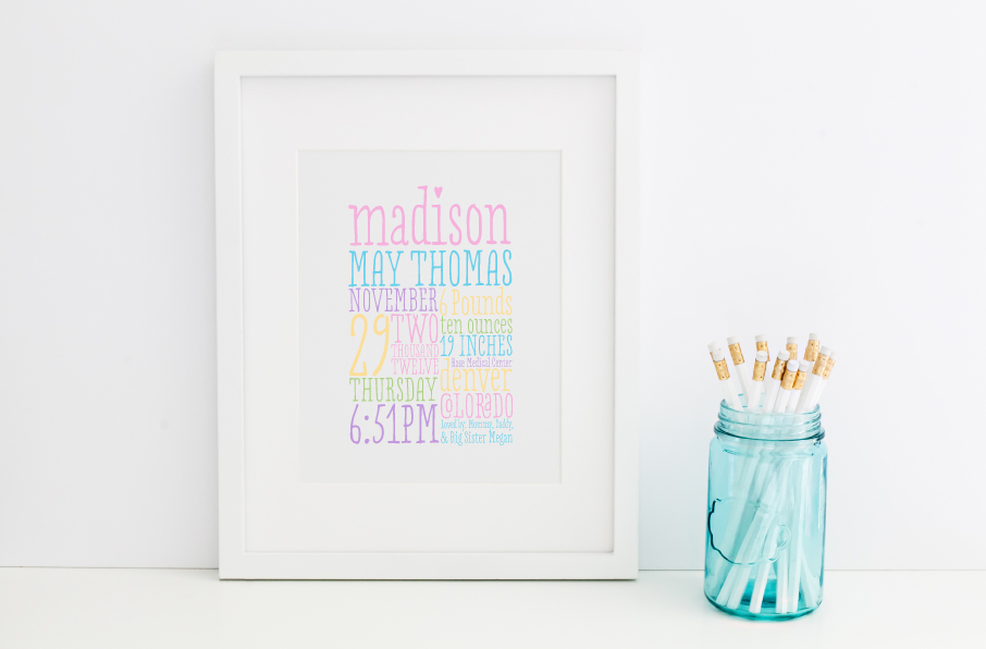 Baby-Girl-LovePotion-Pastels-White-Frame-Turquoise-Jar-Pencils-Portrait-Etsy-Final.jpg