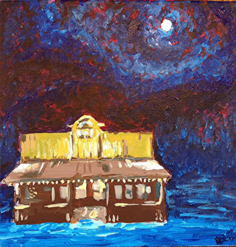 CookShack and Moon.  Sold