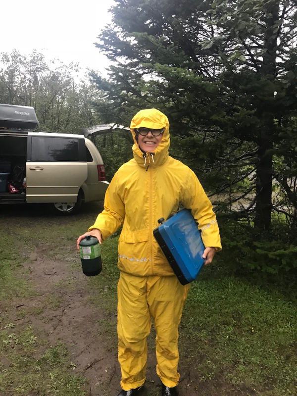 Rainy days in Gros Morne