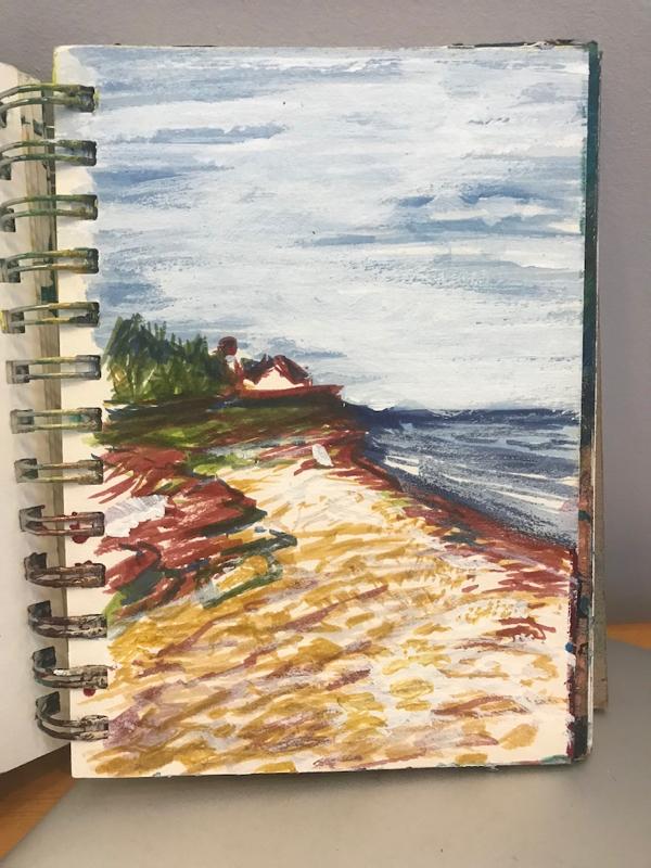 Panmure Island Beach, PEI
