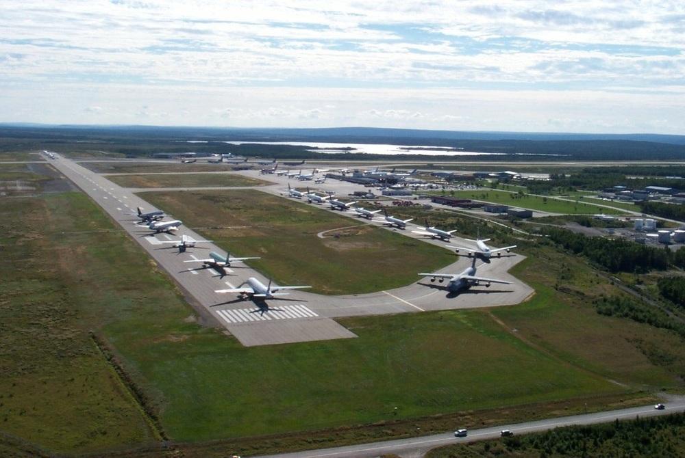 Gander Airport on 9/11/2001