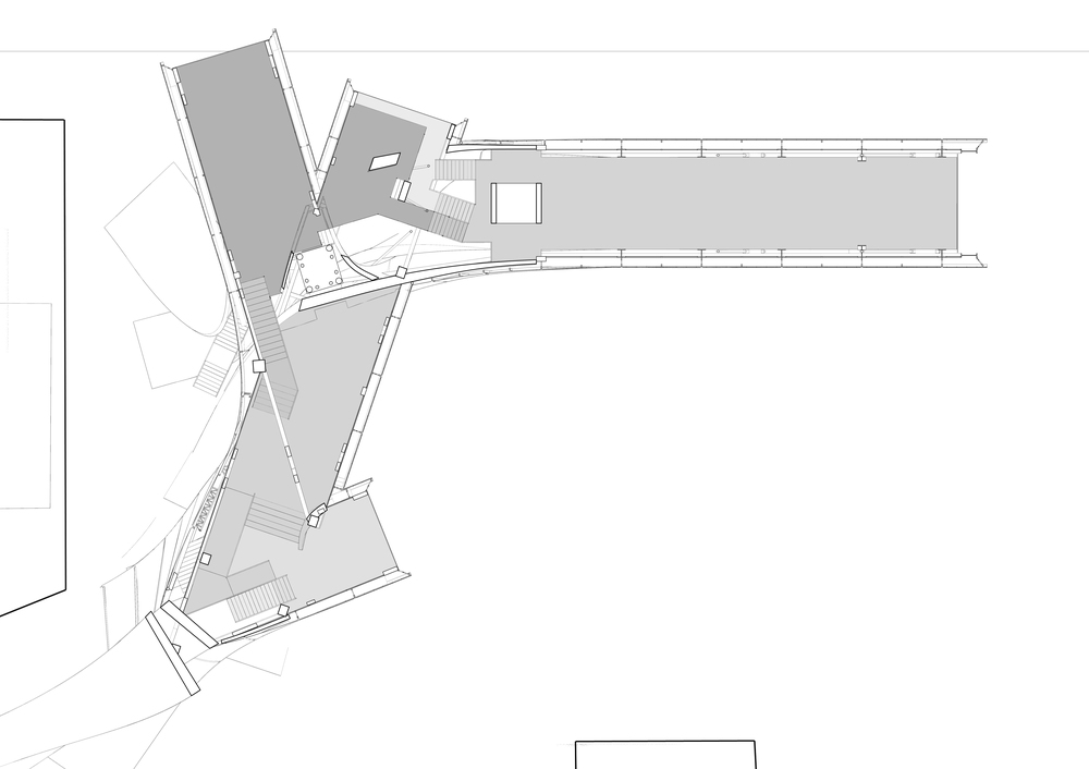 1st Floor | Gallery and Hostel Public Space