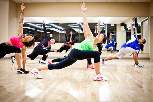 Health & Fitness Shoot