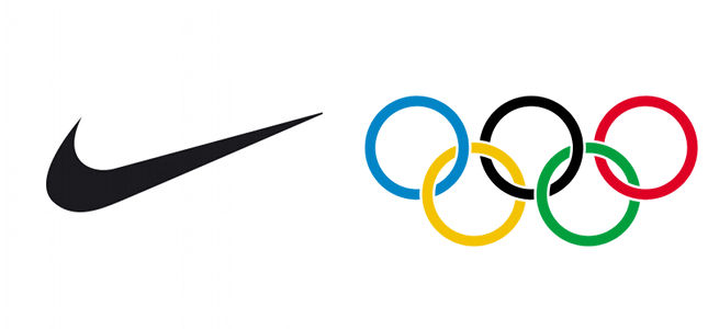 NIKE + OLYMPICS PARTNERSHIP