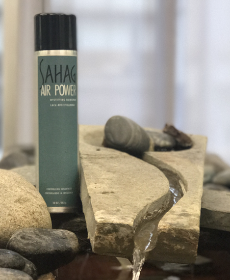 Styling Tips - Eliminate fly-aways by pairing with Sahag Dry Oil in palm of your hands and apply on top of hair.To add great volume, spray on the roots.Use on wet hair, to activate gel like features.Easy touch ups or brush outs without leaving a residue