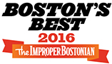 Boston's Best Seafood 2016 Improper Bostonian