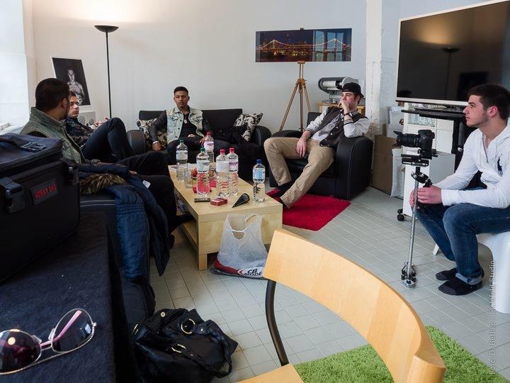 Klick aufs Bild führt zum Videointerview über das Lichtfeld Studio