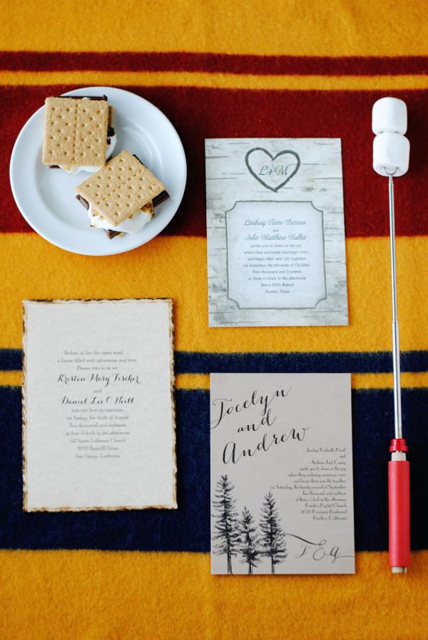 3 New Ways to Do Rustic Weddings