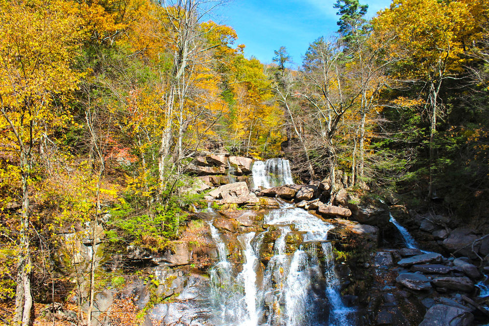 Kaaterskill Falls, New York