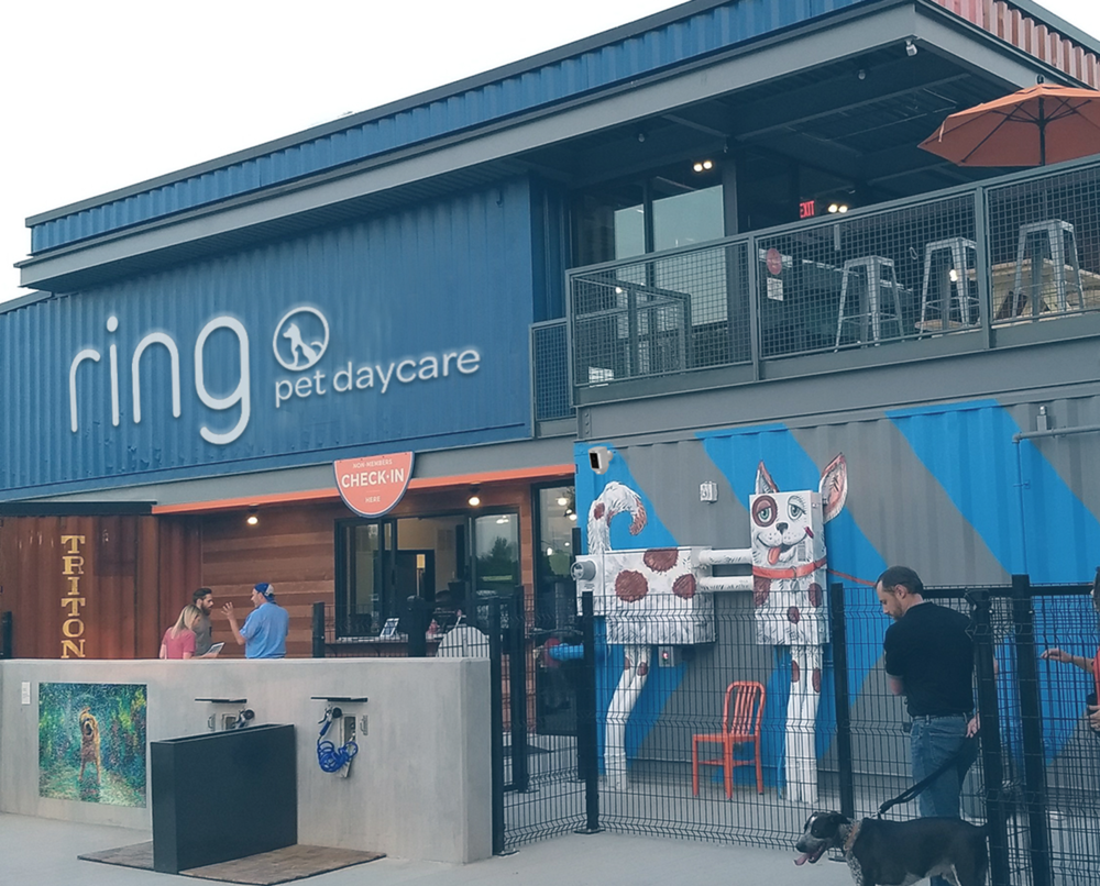 TACTIC #2 - This free pet daycare will pop-up in various cities. It will give pet owners the opportunity to leave their furry friends under Ring security and surveillance. The goal is to give pet owners a glimpse of what life at home could look like with Ring products while they are away from their pets.