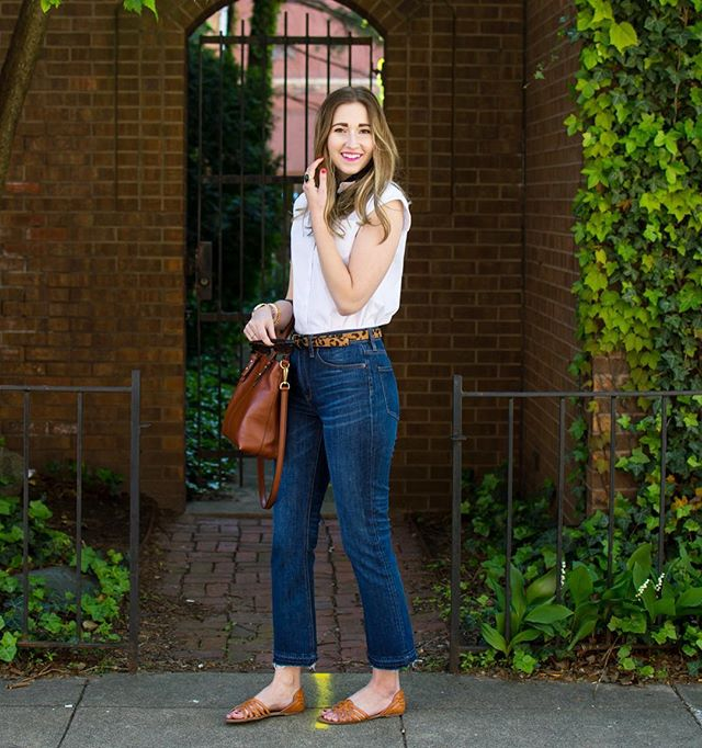 Happy Friday!! I'm planning to spend my first half day Friday of the summer painting my nails, packing for the weekend and drinking al fresco with some of my VB girls! 🍹☀️ P.S. This look is coming to the blog tomorrow! #style #Friday #weekend #tgif