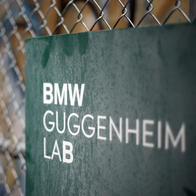 Start-up Team Member, BMW Guggenheim Lab