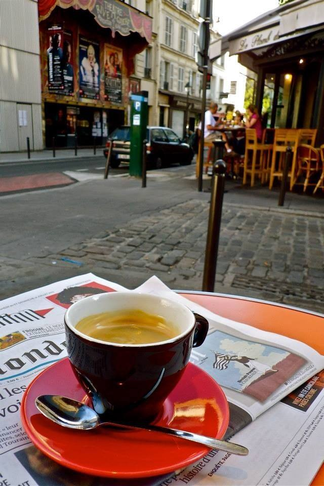 creativetravelspot :     Espresso in Paris