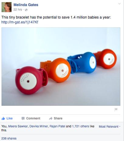Melinda Gates Posts about Bempu.png