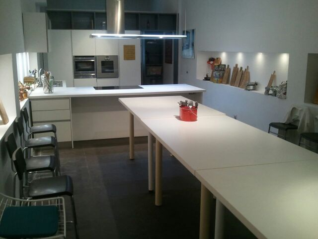 Our Spacious Modern Kitchen in downtown