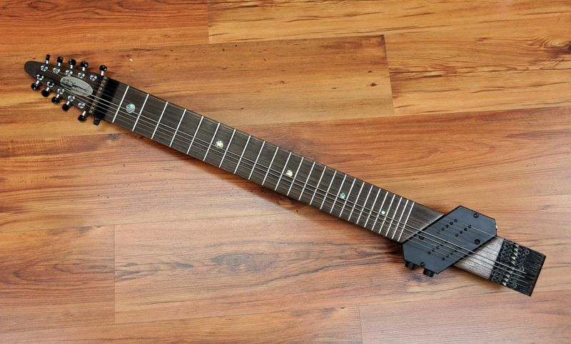 The 10-string  Chapman Stick