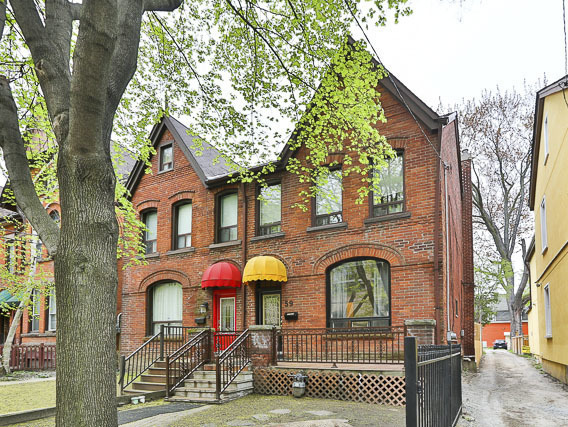 New Listing! 59 Homewood Ave, #Toronto 5.2% Cap Rate! $94 Net Income! Beautiful legal duplex in the heart of Toronto. Originally built in 1880. Sought after prime #Cabbagetown location. Walk to subway, shops and parks nearby. Ideal #investment #property with a great return.  #TorontoRealEstate