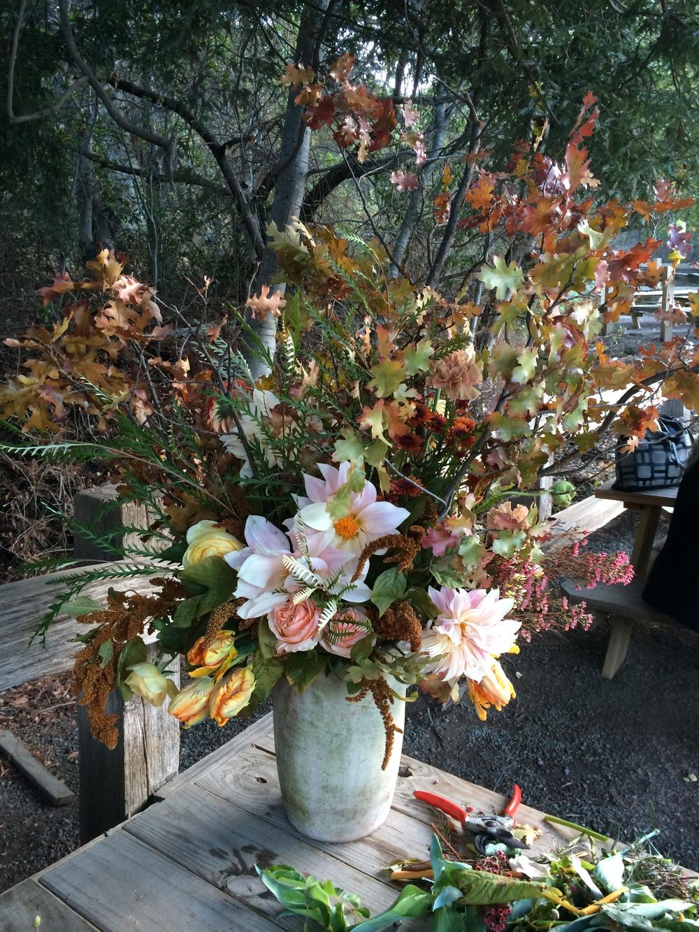 Fall Birthday Flowers Ml
