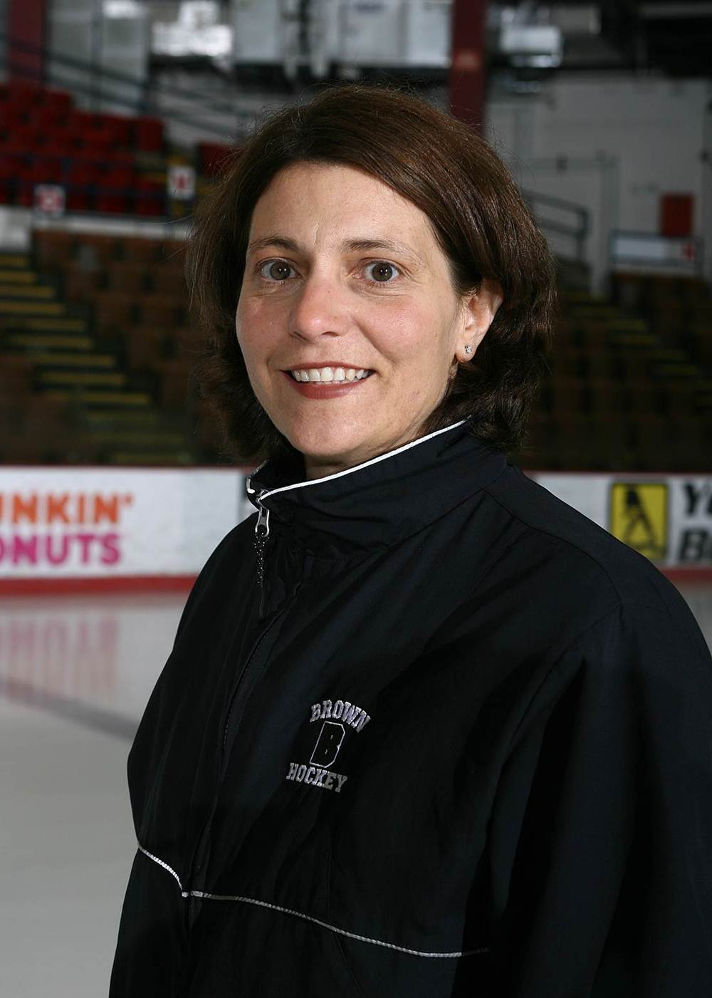 Digit Murphy '83 Head Coach, Boston Blades